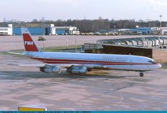 Foto Trans World Airlines (TWA) Boeing 707-331B N28726