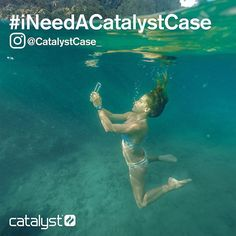 If your phone isn't summer ready you are in luck! Join our #giveaway contest and get a chance to win a #CatalystCase!  Just upload a photo showing us why you need one and use the hashtag #iNeedACatalystCase (because....) in the caption.  Ex: #iNeedACatalystCase for my kid  The most creative photo and caption wins! Don't forget to follow us. This contest is in no way sponsored endorsed or administered by or associated with Instagram.