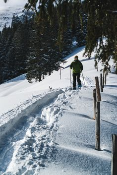 Explore snowy forests and remote mountain villages and experience the Switzerland tourists never see. Snowshoeing is the perfect alternative for people who don't want to ski, or who want to escape the crowded slopes and enjoy a bit of nature. Snowy Forest, Snowshoe, Mountain Village, Swiss Alps, Winter Wonder, Switzerland, Adventure Travel, Skiing, Remote