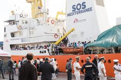Regarding rescue missions NGOs continue to not offer any answers