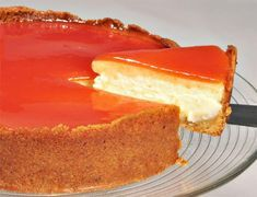 Receitas do Rony - From the Internet to your desk! Cheesecakes, Sweet Desserts, Sweet Recipes, Cheesecake Americano, Good Pie, Fat Foods, Piece Of Cakes, International Recipes, Food Inspiration