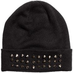 H&M Knitted hat (255 UYU) ❤ liked on Polyvore featuring accessories, hats, beanies, hair, h&m beanie, h&m hats, beanie caps, acrylic beanie and acrylic hat
