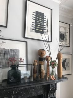 Born & Bred Studio's debrief on Livingetc House Tours 2018 www.bornandbredstudio.com #livingetchousetours #livingetchousetours2018 #livingetchousetourslondon #bornandbredstudio #londoninteriordesign #interiordesignlondon #kidsinteriordesign #homedecor #homedecorinspiration #interiordesign #interiordesignlondon #livingetc #londonvictorianhouse #londonperiodliving #japanesedolls #mantle #shelfie #fireplaceshelf Industrial Home Design, Industrial House, Living Etc, Living Room, Interior Design London, Period Living, Fireplace Shelves, Wooden Ornaments, House Extensions