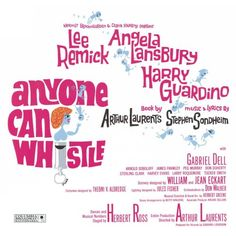 ANYONE CAN WHISTLE (1964 Original Broadway Cast)