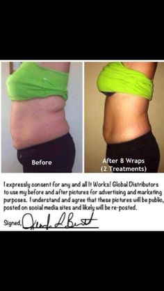 Ultimate Body Applicator (Crazy Wrap; Skinny Wrap)