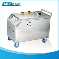 AceFog CE no boiler 10 bar 2 guns diesel mobile vapor steam car wash machine