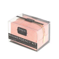 J.Crew - Pinch Provisions for J.Crew Minimergency kit - cool bridesmaid gifts