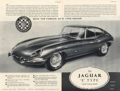 Jaguar S Type, Jaguar Xk, British Car, Mg Cars, Car Brochure, E Type, Brochures, Engineering, Vehicles