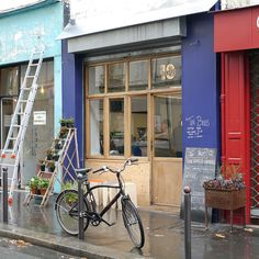Ten Belles Coffee Bar   Paris