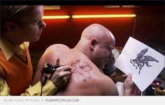 Bad boy tattoo gone wrong