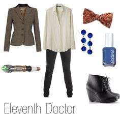 Doctor Who - Matt Smith outfit. This needs to happen.