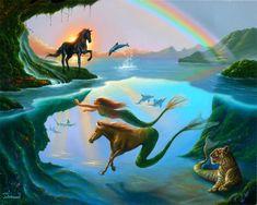 Jim Warren: Mermaids