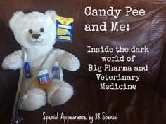 Candy Pee and Me: How Big Pharma Seduced Me at NAVC | Pawcurious: With Pet Lifestyle Expert and Veterinarian Dr. V.