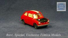 TOMICA 009A SUBARU R-II R2 SS | 1/54 | JAPAN | EXCLUSIVE IINO KACAR 1998 #JDM