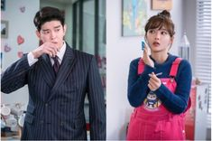 """""""Clean with Passion for Now."""" Yoon Gyun-sang and Kim Yoo-jeong are funny, but the temperature is getting hotter due to unpredictable development. The JTBC monthly drama """"Clean with Passion for Now."""" caught a three-stage change of prime (Yoon Gyun-s. Kyun Sang, Kim Yoo Jung, Korean Drama Movies, Cha Eun Woo, My Passion, Kdrama, Kai, Singing, Cleaning"""