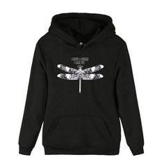 Romanticism 2017 dragonfly printed style hoodie women autumn winter fashion cotton sweatshirt women fashion tracksuit hoodies