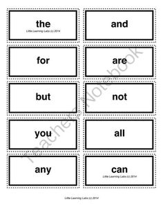 common worksheets 187 three letter words for preschool learning sight words on sight words sight 978