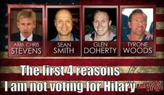 These 4 will not be voting in 2016 either.
