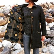 [Concours] Emery Dress en Wax par La Waxeuse - thread&needles