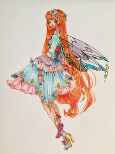 Bloom in my fan-transformation called Healix Winx Club, Winx Cosplay, Fire Fairy, Character Art, Character Design, Realistic Cartoons, Animal Crossing, Les Winx, Mundo Comic