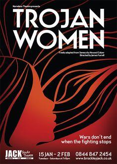 Trojan Women. Jack Studio Theatre.