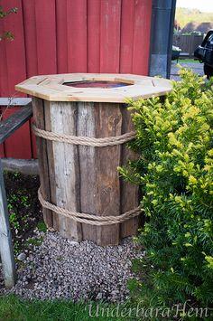 Garden Stakes, Garden Pests, Outdoor Life, Outdoor Gardens, Inside Garden, Growing Gardens, Rain Barrel, Garden Markers, Water Garden