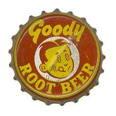 Goody Root Beer, bottle cap | Minneapolis, Minnesota USA