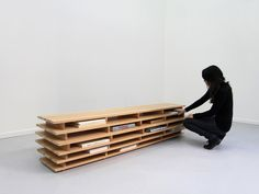 Alissa Logerot Bookcase 3