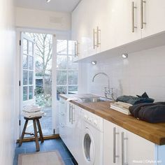 "Explore our internet site for even more information on ""laundry room storage diy"". It is an outstanding area to learn more. laundry room 6 Smart Ideas for a Laundry Room at Home Room Design, Small Laundry Rooms, Laundry Mud Room, Home, Laundy Room, Laundry, Room Storage Diy, Living Room Designs"