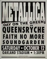 Image result for metallica posters