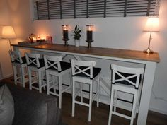 Steigerhout Furniture - Steigerhout bartafel Freya. Exclusieve tafels van steigerhout op maat gemaakt. - Steigerhout Furniture | Unieke steigerhouten meubelen & tuinmeubelen op maat gemaakt!