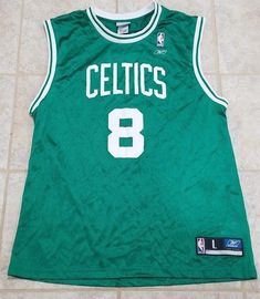 Details about Boston Celtics Antoine Walker White Reebok Basketball jersey  men s size-Large 1d75e802b