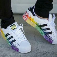 size 40 eb281 6a3c5 Trendy Sneakers 2018 Adidas Originals Superstar Pride Pack Where can I buy  these shoes that ship to the UK  ,Adidas shoes – Go to Source –