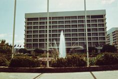 Hotel Lanka Oberoi as Cinnamon Grand was known then, Colombo, Sri Lanka in August 1989. Photo Credits - Peter Dean