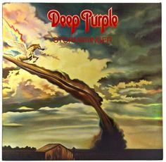 Deep Purple - Stormbringer GER 1980
