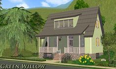 Mod The Sims - Green Willow