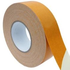 Hemming Professional Grade 50mm x 50m Clear Double sided Banner Tape 12,19,25