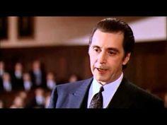 Al Pacino inspiring speech - Scent Of A Woman(1992)