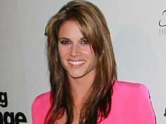 missy peregrym of rookie blue!- LOVED HER IN STICK IT;]