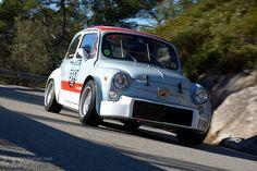 12 Fiat Abarth 1000 TC . 2015 Pujada El Farell Classics - Chronodriver _5464 | Flickr - Photo Sharing!