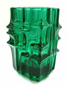 Glass Ceramic, Ceramic Art, Retro Art, Antique Glass, Colored Glass, Czech Glass, Shot Glass, Glass Art, Mid Century