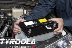 Did you know that cleaning the battery posts is essential? Take the battery cables off and wipe the posts off with a towel. It is of great importance to prevent corrosion. #tyroola #tyreUp #SaveMoney #battery #thinktyroola #tyretips #fancyfancy