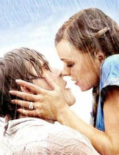 the notebook kiss
