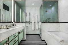 Bathroom lines