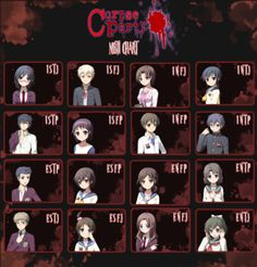 I'm a mix of Morishige, Ayumi, Satoshi, and Yoshiki. Corpse Party, Mbti Charts, Party Characters, Just Video, Tortured Soul, Rpg Horror Games, In And Out Movie, Japanese Film, Witch House