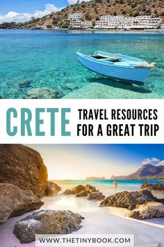 Are you planning to visit Crete? This insanely useful travel guide, 100% free, has been written by a local tourist guide who tells you everything you need to know to prepare your trip to Crete, Greece: where to stay, what beaches to visit, where to go, best things to do in Crete | Crete Travel Guide | Free Travel Gide | Holidays in Greece | Travel Planning | Greece | Greek Summer | Summer in Crete