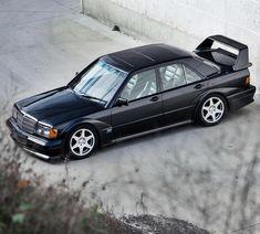 Mercedes Benz 190e 2.5-16 Evo2