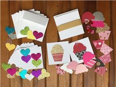 Here's a new #Giveaway from my friends at Teal Firefly! Adorable Valentine card making kit for you and the little ones!