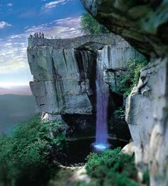 Rock City, Chattanooga, Tennessee