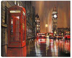 Golden Nights – 2012 - The Paul Kenton Collection - Art - Castle Galleries